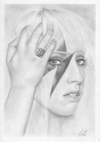 Lady Gaga by Lemik90